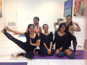 Yogi Fair Sessions: Light Yoga